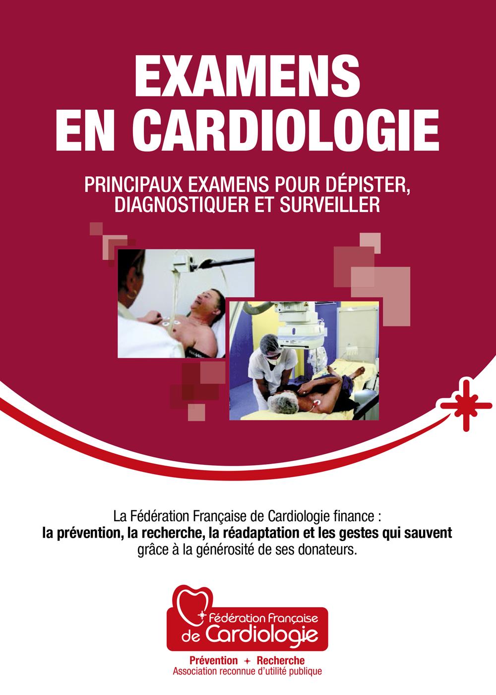Les examens en cardiologie