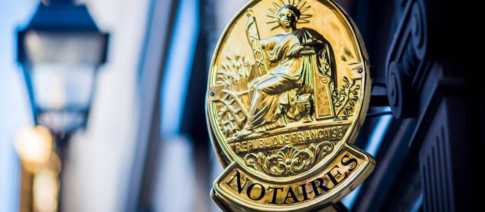 Notaires et autres professionnels du Droit
