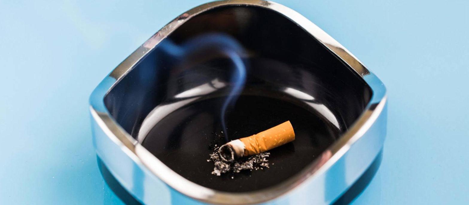 J'arrête de fumer