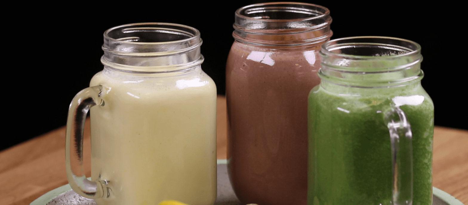 3 bonnes résolutions en smoothies