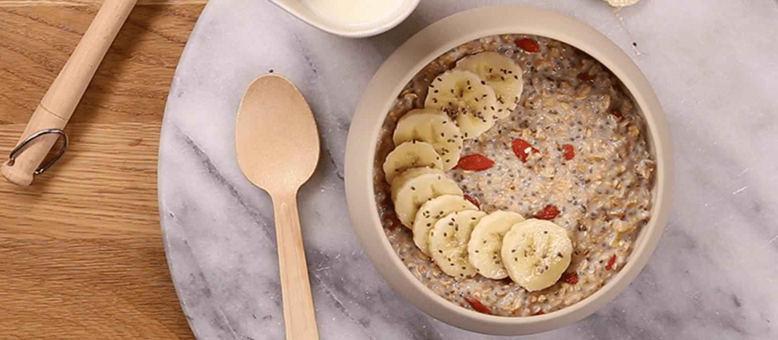 Porridge aux super-aliments