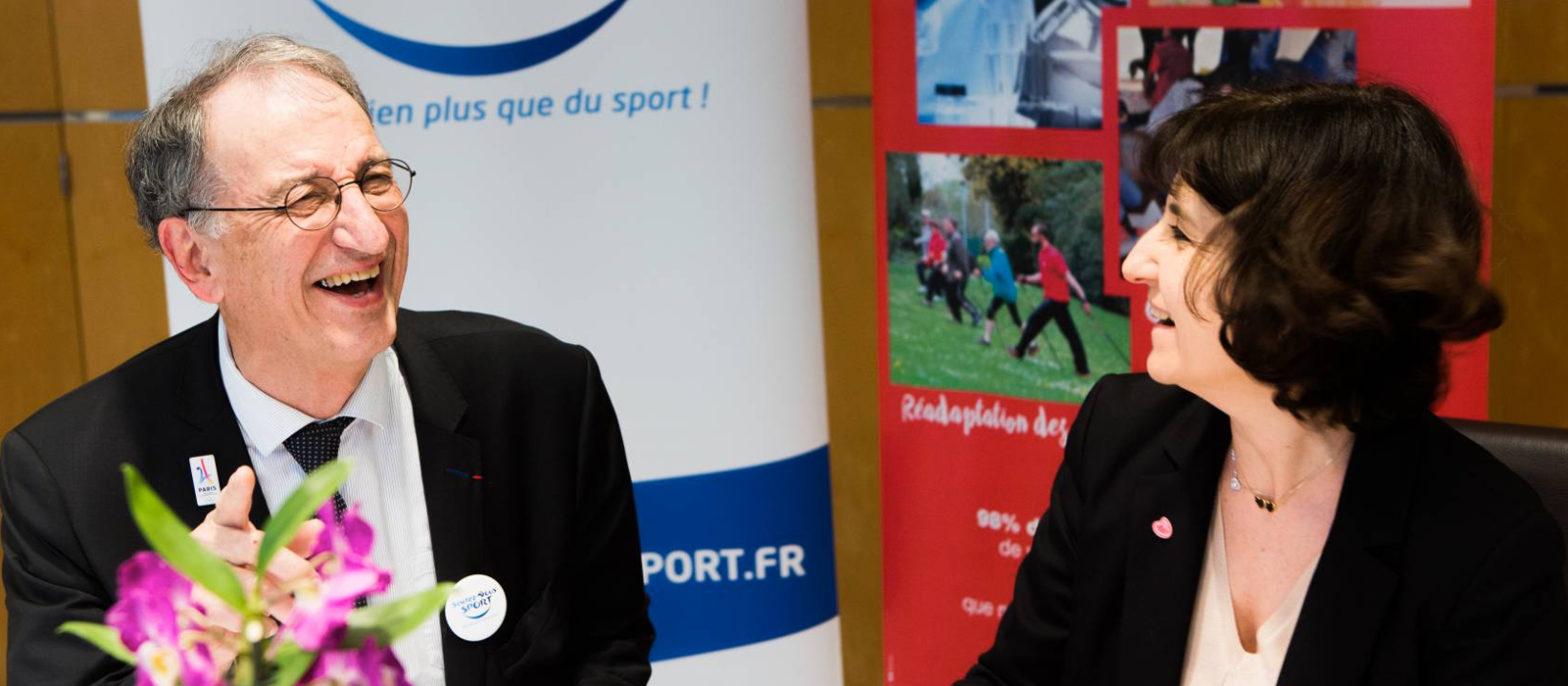 Le CNOSF et la FFC signent un partenariat